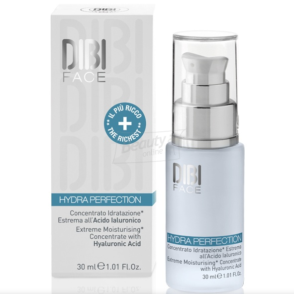 DIBI Hydra Perfection Extreme Moisturising Concentrate Увлажняющая сыворотка 30 мл