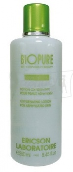 Ericson Laboratoire Bio-Pure Oxygenating Lotion Кислородный лосьон 250 мл