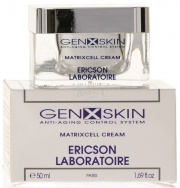 Ericson Laboratoire GENXSKIN. MATRIXCELL CREAM. HIGH DENSITY NIGHT CREAM Омолаживающий ночной крем 50 мл