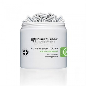 Pure Suisse laboratoire Weight Loss Капсулы для снижения веса 84 капсулы