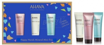 Ahava Kit Hands Collection Набор Мини трио