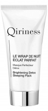 Qiriness Le Wrap de nuit Eclat Parfait Brightening Detox Sleeping Pack Ночная маска детокс и сияние для лица 50 мл