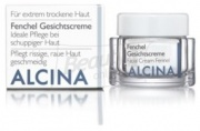Alcina Facial Cream Fennel Крем для лица Фенхель 50 мл