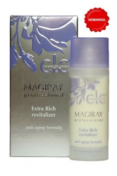 Magiray CLC EXTRA RICH REVITALIZER - СиЭлСи Крем Ревитализация, 30 мл