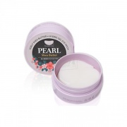 Koelf Pearl & Shea Butter Eye Patch Гидрогелевые патчи для глаз с жемчугом 60 шт