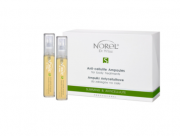 Norel Anti-Cellulite Ampoules for Body Treatments Антицеллюлитная сыворотка для тела 10x10 мл