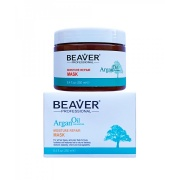 Beaver Argan Oil Moisture Repair Mask Argan Oil Moisture Repair Mask  Восстанавливающая маска для волос с Аргановым маслом 250 мл