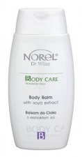 Norel Body Balm with Soya Extract Бальзам для тела с экстрактом сои