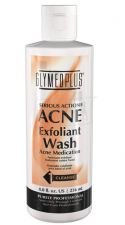 GlyMed Plus Serious Action Exfoliat Wash Эксфолиант для умывания с 2,5% бензоил пероксида 236 мл