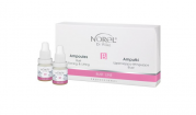 Norel Bust Firming & Lifting Ampoules Моделирующая сыворотка для бюста 4x5 мл
