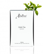Princess Face Mask with Green Tea Маска для лица с экстрактом зеленого чая