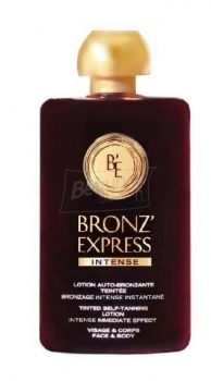 Academie Bronz'Express Intense Tinted Self-Tanning Lotion Лосьон-автозагар интенсив для лица и тела 100 мл
