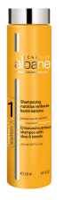 Camille Albane Shea-Keratin Enhanced-nutrition shampoo Шампунь с маслом карите и кератином, 250 мл