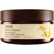 Ahava Body Butter Mineral Botanic Honeysucle Масло для тела жимолость/лаванда 235 г