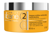 Camille Albane Shea-Keratin Enhanced-nutrition shampoo Маска с маслом карите и кератином, 200 мл