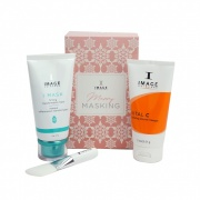 Image Skincare Holiday Merry Masking Collection Рождественский уход